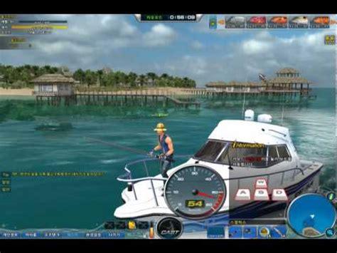 fishing boat games online fishing hero hd video game trailer pc youtube