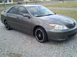 2004 Toyota Camry Le 2004 Toyota Camry Le For Sale Algood Tennessee