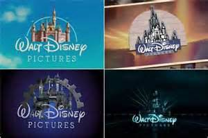 Compilation video shows the unique touches in disney animated logos