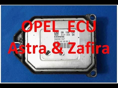 Ecu Repair Opel Zafira Ecu Repair