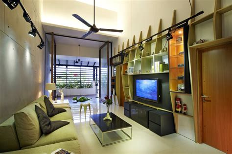 interior design of small house small house with big idea in singapore idesignarch