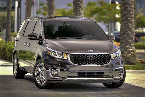 2015 Kia Vehicles 2015 Kia Sedona Review Best Cars And Automotive News