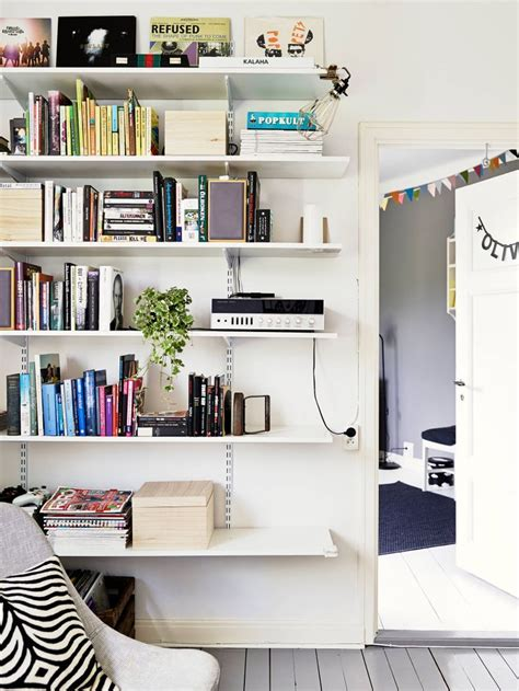 bookshelf living room decordots shelving ideas