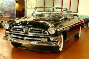 Where Are Chryslers Manufactured 1955 Chrysler New Yorker Convertible 1 Of 989 Originally