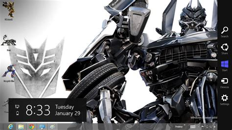 theme windows 8 1 transformer ouo themes transformers prime theme for windows 8
