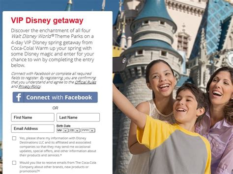 Sweepstakes Florida - the coca cola 4 parks sweepstakes florida residents only