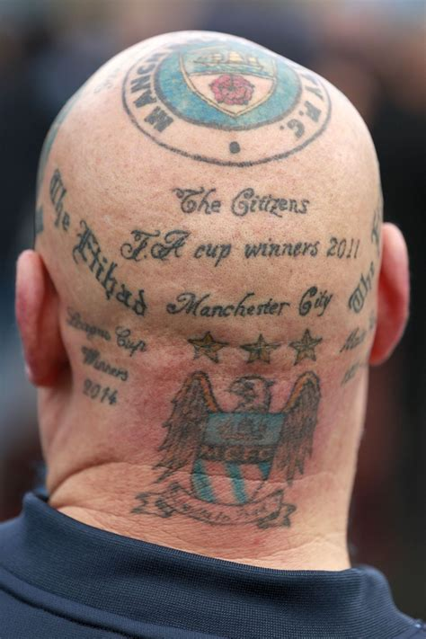tattoo prices uk manchester manchester city plan to offer free laser surgery for fans