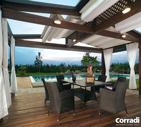 pergolato terrazzo 30 modelli di pergolati in legno addossati ed autoportanti