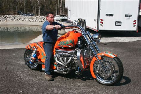 Motorrad Hoss Boss by How To Ride A Motorcycle Boss Hoss For Real