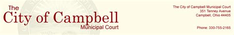 Painesville Municipal Court Records Search Cbell Municipal Court Record Search