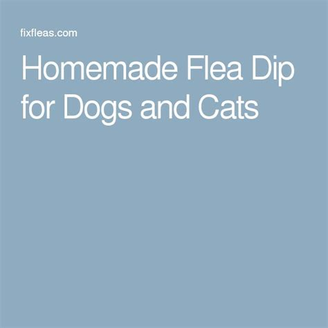 flea baths for dogs flea dip for cats ftempo