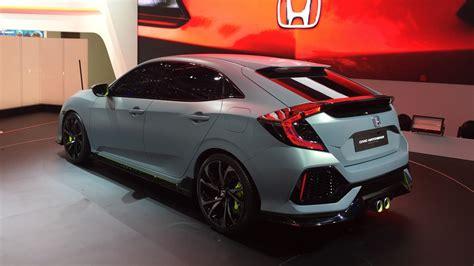 hatchback cars 2016 2017 honda civic hatchback finally revealed at 2016 geneva