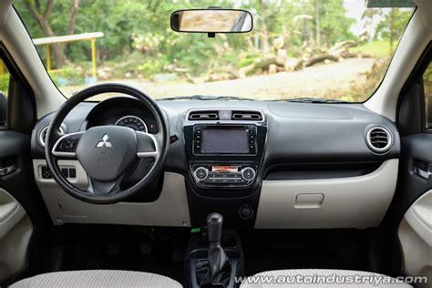 Mirage G4 Glx Interior by 2014 Mitsubishi Mirage G4 Gls 1 2l Mt Car Reviews