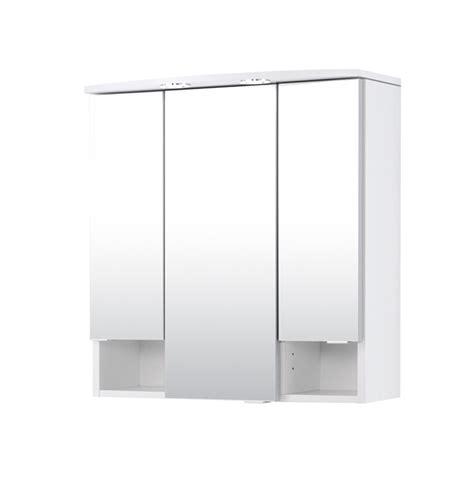 spiegelschrank mit regal bad spiegelschrank 3 t 252 rig 2 regale mit beleuchtung