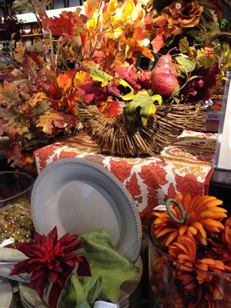 Harvest Decorations For The Home Fall Harvest Right Into Thanksgiving Home Decor 518