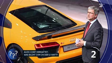 Audi Stadler by Audi Chef Stadler Sitzt In U Haft