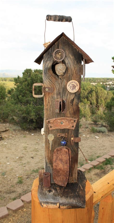 226 best Unique Bird Houses images on Pinterest