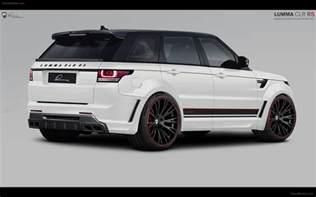 lumma design range rover sport 2014 widescreen car