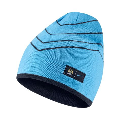 Manchester City Blue Knitted Hat you save 3 00