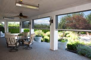 Discount Room Dividers - retractable screens help bring the outside in kelowna bc porch vancouver by phantom screens