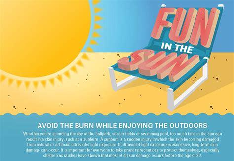 sun safety handout  nata