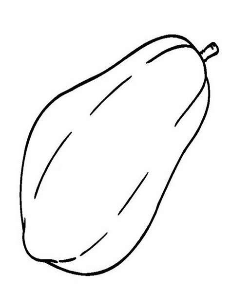 Pensil Jeruk gambarbaru gambar buah buahan untuk diwarnai