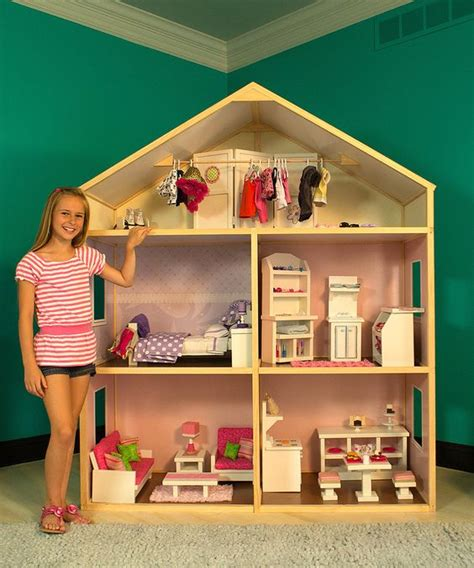 girl doll houses country french doll house for 18 quot american girl dolls