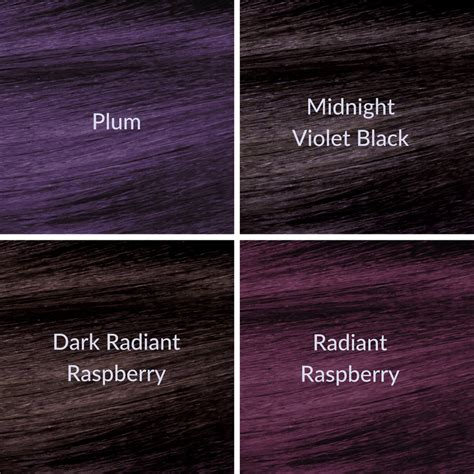 ion colors which new ion color brilliance violet series permanent