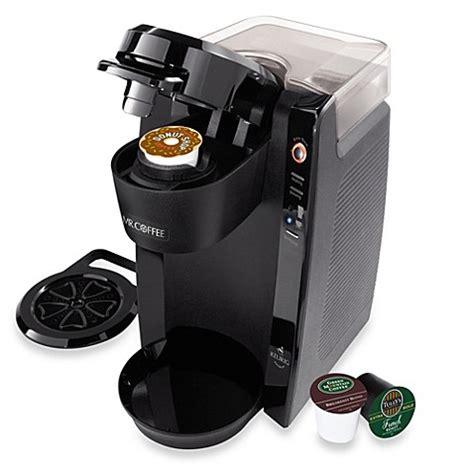 keurig coffee maker bed bath and beyond mr coffee 174 single cup brewing system bed bath beyond