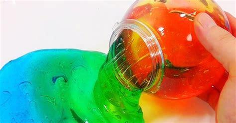 Cara Membuat Slime Happy Girl | manfaat kesehatan cara mudah membuat slime dengan lem povinal