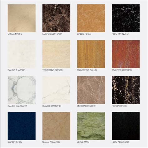different types of marble tiles thar marbles