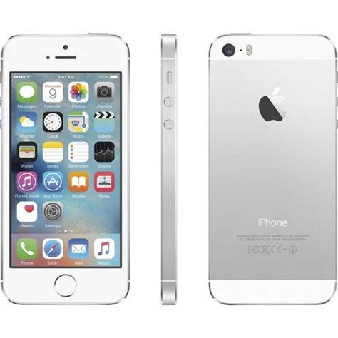 buy apple iphone  gb gg unlocked silverwhite