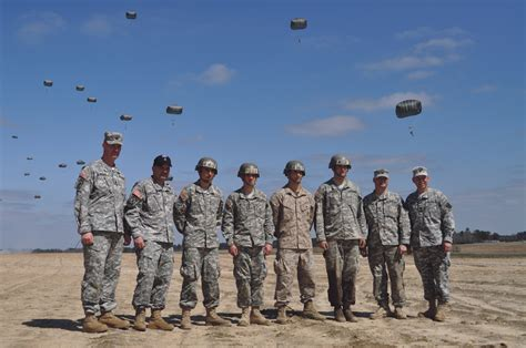 #AAC25 Airborne School graduates first class of T-11 ... Jumpmaster School Ft Benning