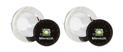 Lu Sein Led Mini 1 terralux tle 5ex ministar2 led upgrade conversion kit for 2 aa mini maglite 2pk 897058000140 ebay