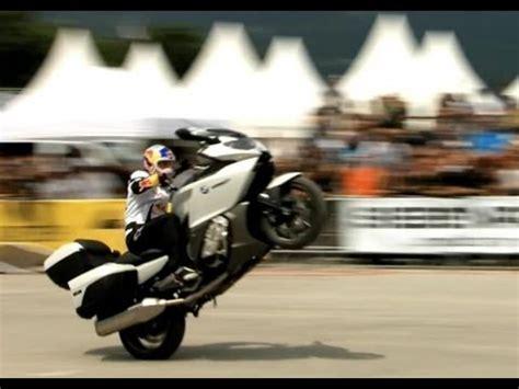 Bmw Motorrad Hq by Stunt Drift And Fun Bmw Motorrad Days 2012 Youtube