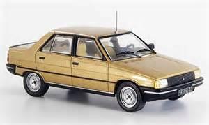Renault 9 Gtl Renault 9 Diecast Modeller Renault 9
