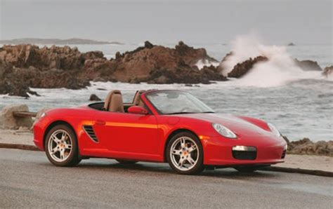 maintenance schedule for 2006 porsche boxster openbay