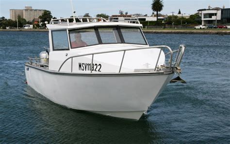 fishing boat for sale melbourne seatech 7 49 hardtop commercial fishing commercial vessel