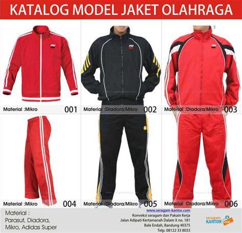 Jaket Parasut Diadora jaket olahraga konveksi seragam kantor