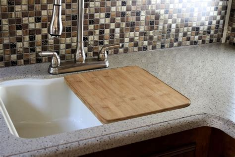 rv kitchen covers camco rv wooden cover 15 quot long x 13 quot wide bamboo
