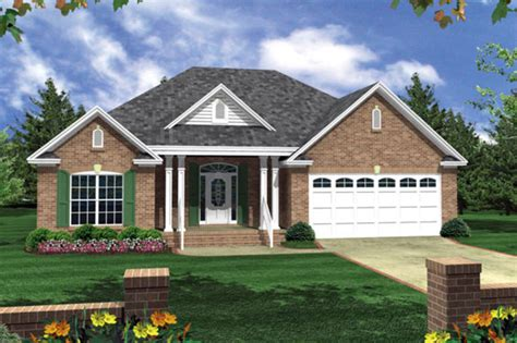 3 bedroom homes traditional style house plan 3 beds 2 baths 1504 sq ft