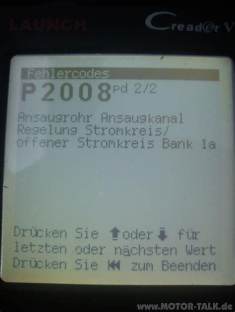 Fehlermeldung Audi A6 by Dsc02561 Fehlermeldung Bei Audi A6 F4 Bj 11 01 2007