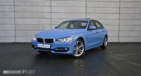 look at f30 in yas marina blue individual and closeup paint sles