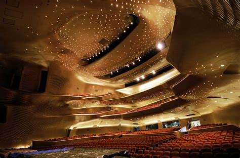 guangzhou opera house guangzhou opera house china inside the world s most beautiful concert halls
