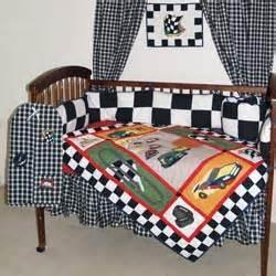race car crib bedding by patch magic