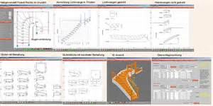 treppen planer treppensoftware trevoplan3d treppenberechnungsprogramm