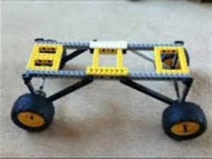 No Struts On Car Lego Suspension Car Chassis With No