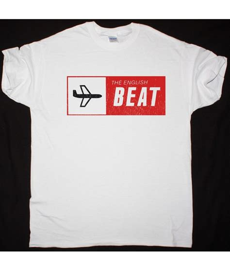 T Shirt The Beat the beat special beat service new white t shirt
