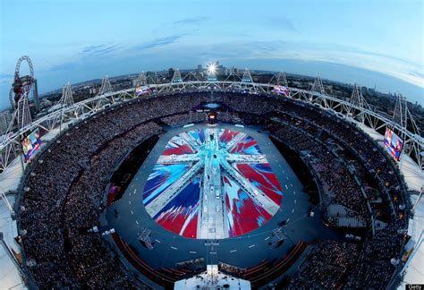 to the olympics closing ceremony 2012 photos stunning images from