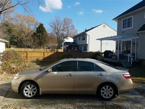 Used 2009 Toyota Camry For Sale Used 2009 Toyota Camry For Sale By Owner In Annapolis Md